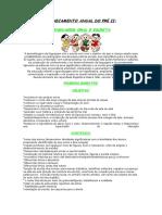 PLANEJAMENTO ANUAL DO PRÉ II-atual.doc