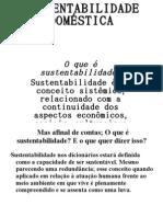 Slide Da Sustentabilidade