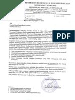 Surat Pemberitahuan Master Welder SMK