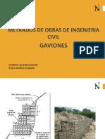 Gaviones  METRADO