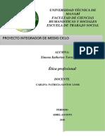 Proyecto Medio Ciclo