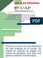 Sistema Político de China