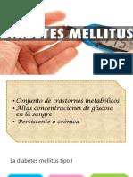 La Diabetes Mellitus Diapos Seminario