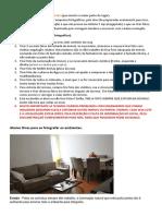 Manual Para Elaboração de Avaliação de Imovel