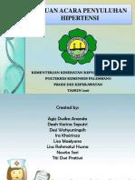 SAP Hipertensi PPT