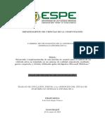 Perfil ESPE Luis Espin Velasco