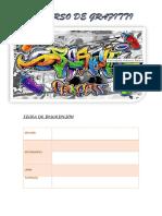 Concurso de Grafitti