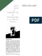"""Artículo """"Redes Sociales"""""""
