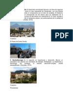 5 Ciudades Mas Importantes de Guatemala Con Tradiciones