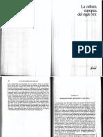 Mosse, La cultura europea del S. XIX (cap. 3).pdf