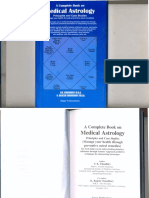 A Complete Book on Medical Astrology