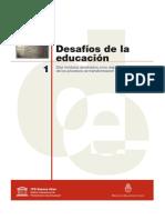 -Pozner, P. Desadíos de la Educacion 10 módulos.pdf