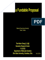 Writing Fundable Grant