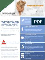 West-Ward Pharmaceuticals Fact Sheet