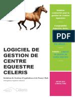 Logiciel de Gestion de Centre Équestre Céleris