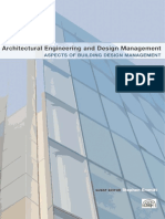 Aspects of Building Design Management