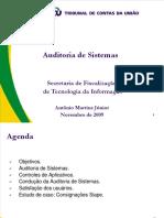 03 Auditoria de Sistemas