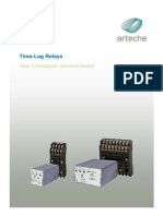 Mu Time Lag Auxiliary Relays En