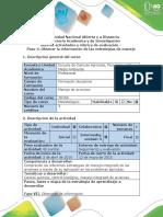 Guía de Actividades y Rúbrica de Evaluación - Paso 4. Obtener La Información de Las Estrategias de Manejo