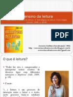 O Ensino Da Leitura - Isabel Solé
