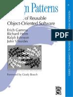 Erich Gamma, Richard Helm, Ralph Johnson, John M. Vlissides-Design Patterns_ Elements of Reusable Object-Oriented Software -Addison-Wesley Professional (1994)