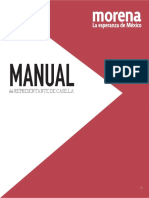 Manual de Representante de Casilla 2018