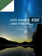 SUNY Fall 2018 PDF Catalog