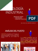 Piscología Industrial Clase IV 1