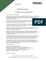 21/06/18 Presenta SEC Calendario Escolar 2018-2019 -C.061869