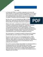 La Nacionalización YPFB Documentos