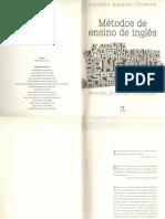 Luciano Amaral Oliveira - Métodos de Ensino de Inglês. Teorias,