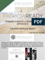 Jorge Miroslav Jara Salas - Primera Subasta a Beneficio de Artishock, Galería Patricia Ready