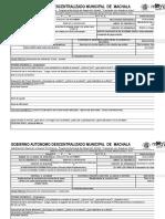 Fichas de Planificacion Tutu Actual