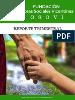 1er Reporte Trimestral OSOVI 2018