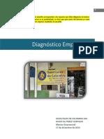Anexo 4. Ejemplo de Informe de Diagnóstico Empresarial