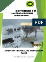 Plan Contingencia 2018