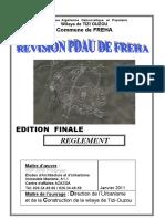 Rapport Pdau Freha