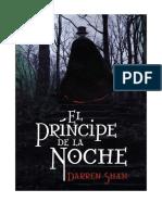 366821440 Shan Darren El Circo de Los Extranos 03 El Principe de La Noche Docx