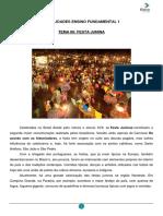 f1 - Tema 06 - Festa Junina e Cultura