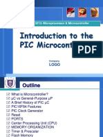 Chp4introductiontothepicmicrocontroller Copy 110627223742 Phpapp01