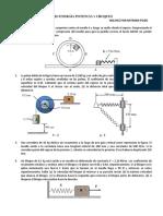 Practica de Trabajo Energía Potencia y Choques 1 - 2018