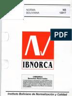 Norma Boliviana 12017