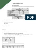 Examen Excel 1