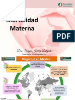 01 Presentacion Dra Sergia Mortalidad Materna Enero - Octubre