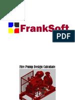 Fire Pump Design Calculate