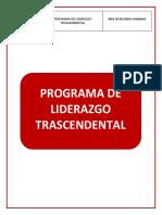 Programa de Formación de Líderes.