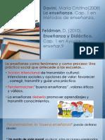Davini, María Cristina(2008) La Enseñanza.pptx