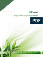 FOSFERTIL relatorio2009-2010