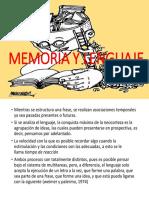 Memoria y Lenguaje