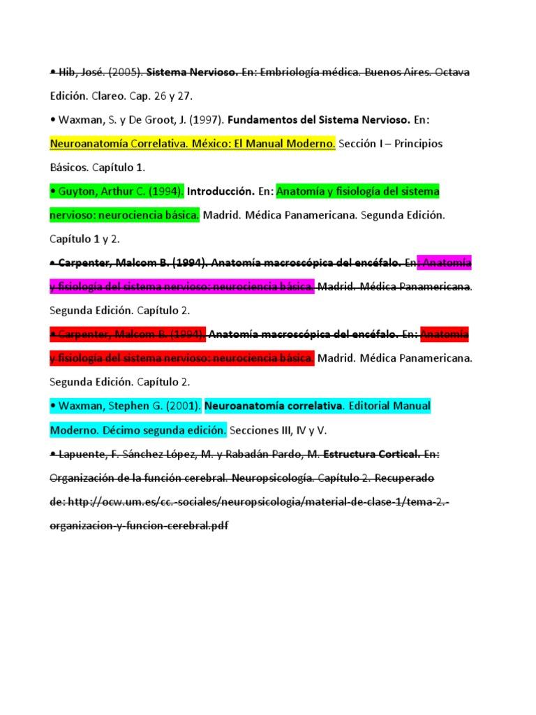 Increíble Fundamentos De La Anatomía Y La Fisiología Octava Edición ...